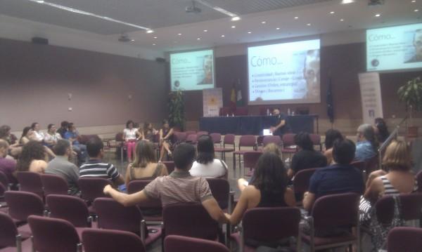Ponecia Innovación Social para los CAES Guadalinfo